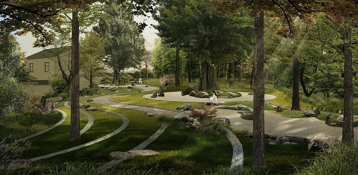 乡村景观设计